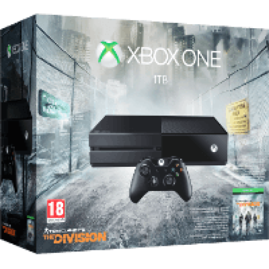 Xbox One 1 TB + Tom Clancy's: The Division