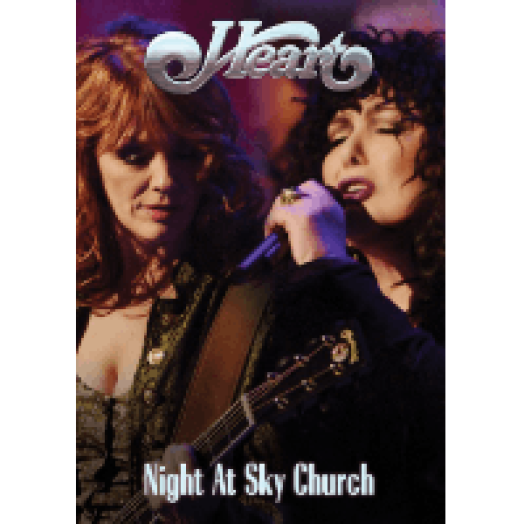 Night At Sky Church DVD