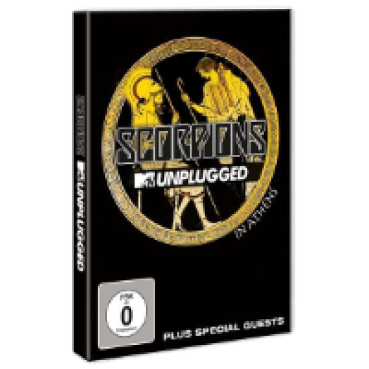 MTV Unplugged in Athens DVD