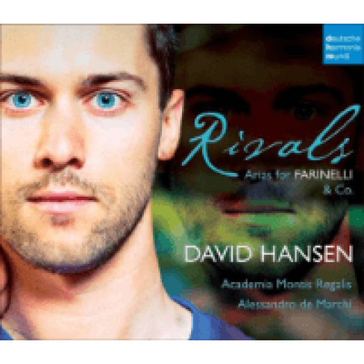 Rivals - Arien for Farinelli & Co. CD