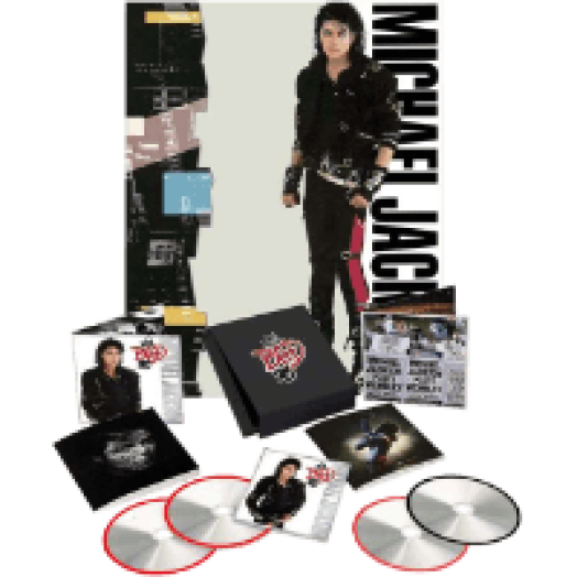 Bad (25th Anniversary Deluxe Edition) CD+DVD