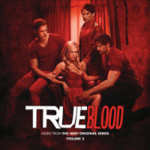 True Blood - Music from The HBO Original Series Volume 3 (Inni és élni hagyni) CD