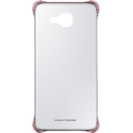 Galaxy A510 clear cover tok pink (EF-QA510CZEG)