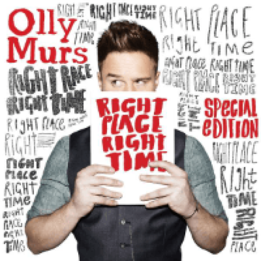 Right Place Right Time (Special Edition) CD+DVD
