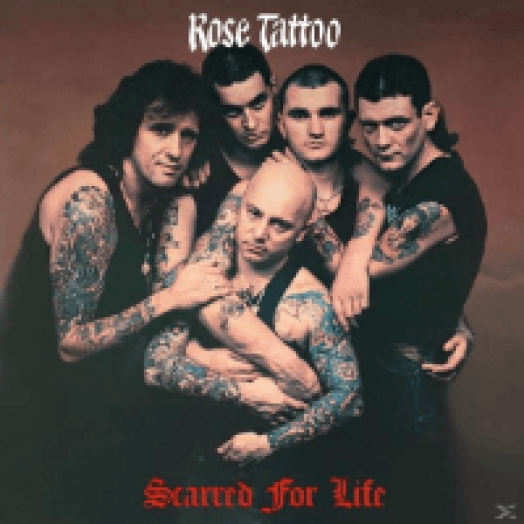 Scarred for Life CD