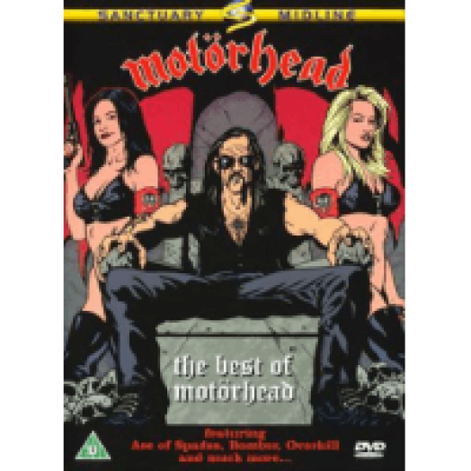 The Best of Motörhead DVD