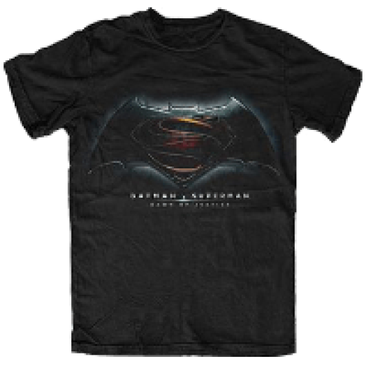 Batman Superman ellen - Az igazság hajnala - Dawn of Justice T-Shirt L