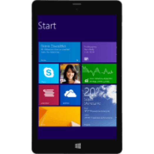 SlimTab 8 MS Windows 8.1 tablet 16GB