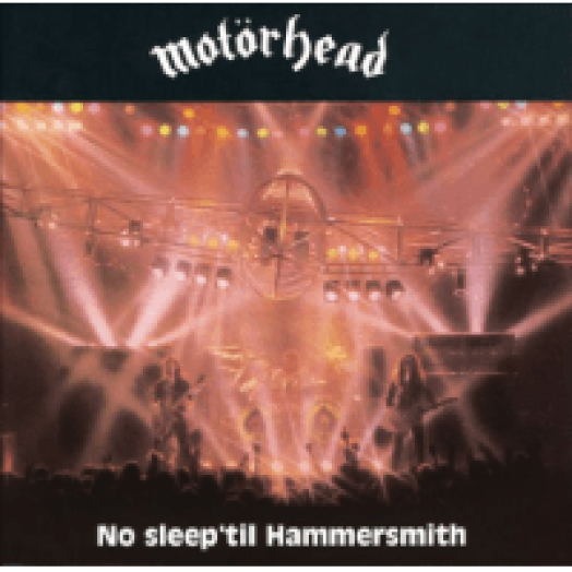 No Sleep 'til Hammersmith (Deluxe Edition) CD