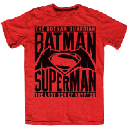 Batman Superman ellen - Az igazság hajnala - The Gotham Guardian T-Shirt XL
