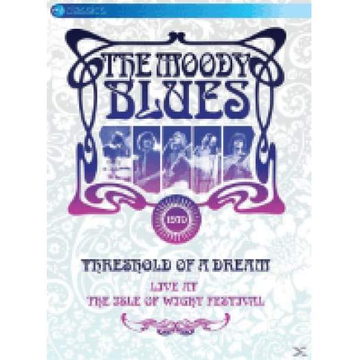 Threshold of A Dream - Live at the Isle of Wight Festival DVD