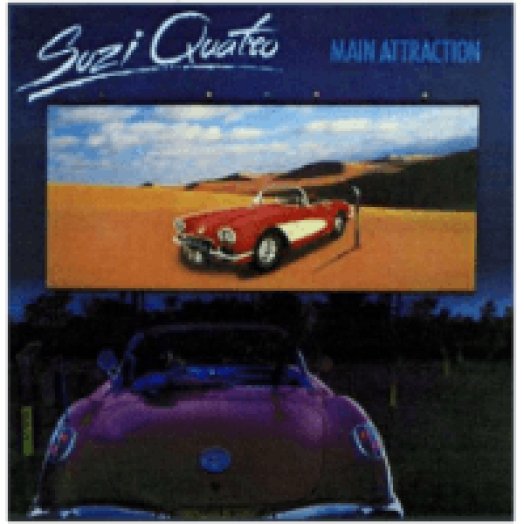 Main Attraction CD