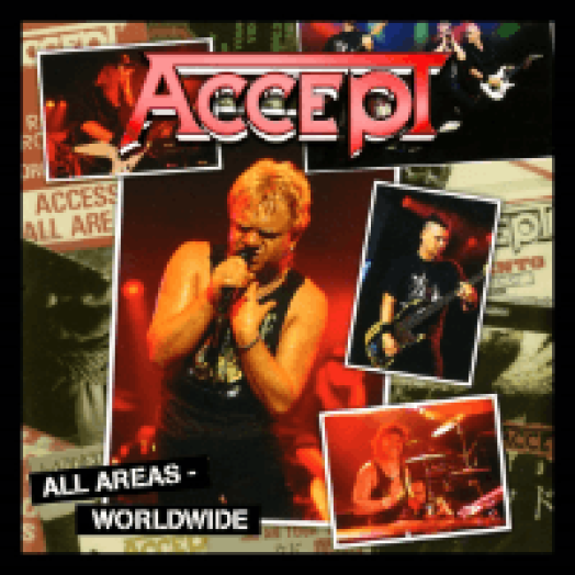 All Areas - Worldwide CD