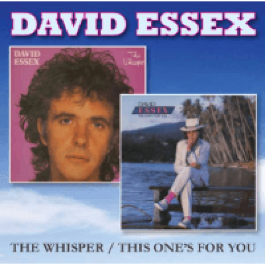The Whisper / This One's For You CD