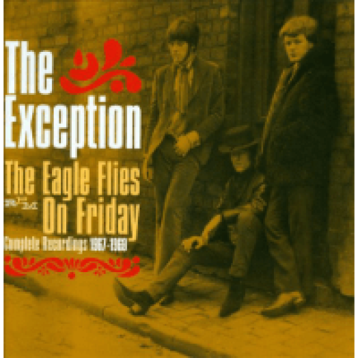 The Eagle Flies on Friday - Complete Recordings 1967-1969 CD