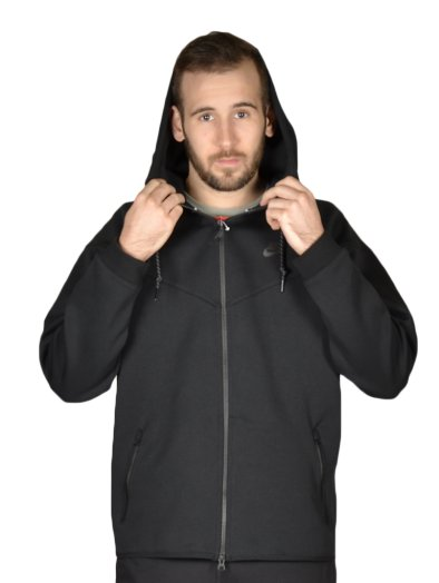 NIKE TECH FLEECE WINDRUNNER-1M