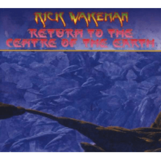 Return to the Centre of the Earth CD