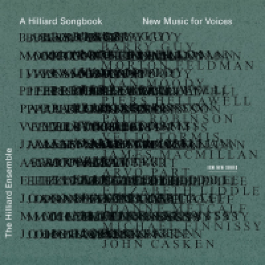 A Hilliard Songbook - New Music for Voices CD