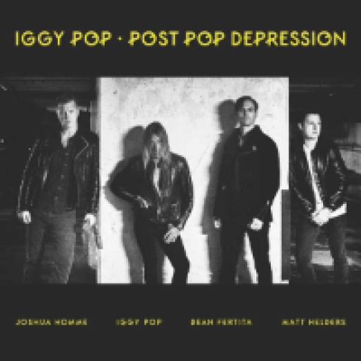 Post Pop Depression CD