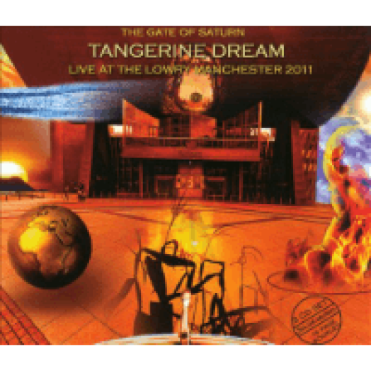 The Gate of Saturn - Live at The Lowry Manchester 2011 CD