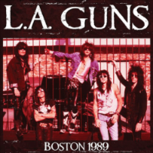 Boston 1989 CD
