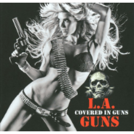 Covered in Guns CD