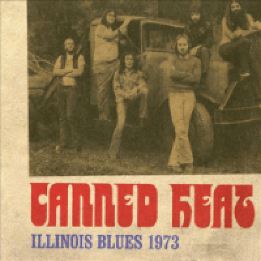Illinois Blues 1973 CD