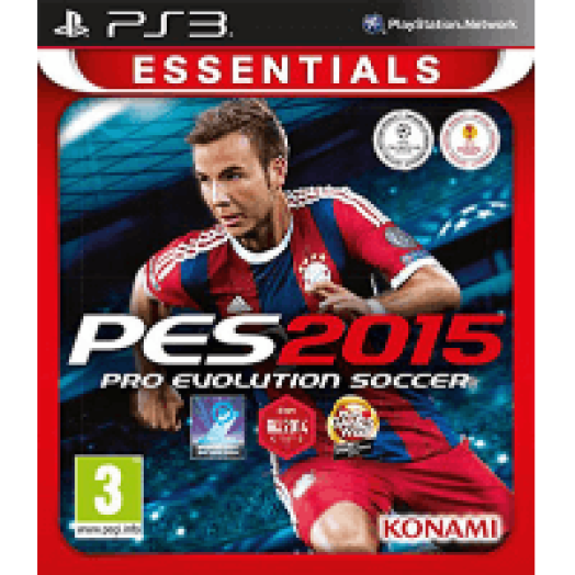 PES 2015 Essentials (PS3)
