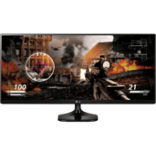"34UM58-P 34"" IPS ultrawide monitor 2x HDMI"