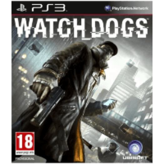 Watch Dogs (PS3)