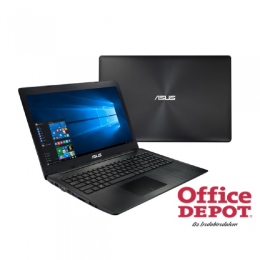 Asus X553SA-XX014T fekete notebook