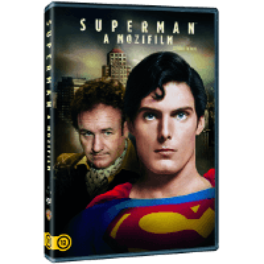 Superman - A Mozifilm DVD
