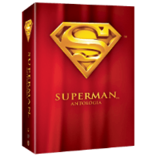 Superman Antológia DVD