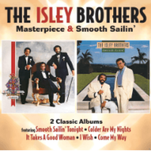 Masterpiece / Smooth Sailin' CD