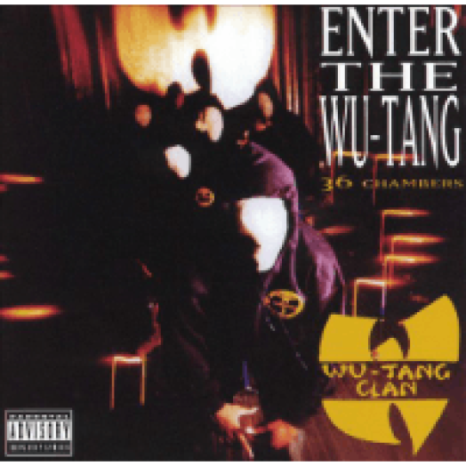 Enter The Wu-Tang Clan - 36 Chambers LP