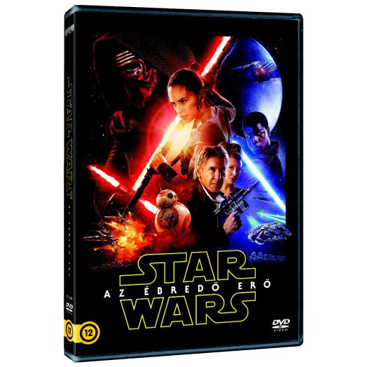 Star Wars Ébredő Erő DVD film