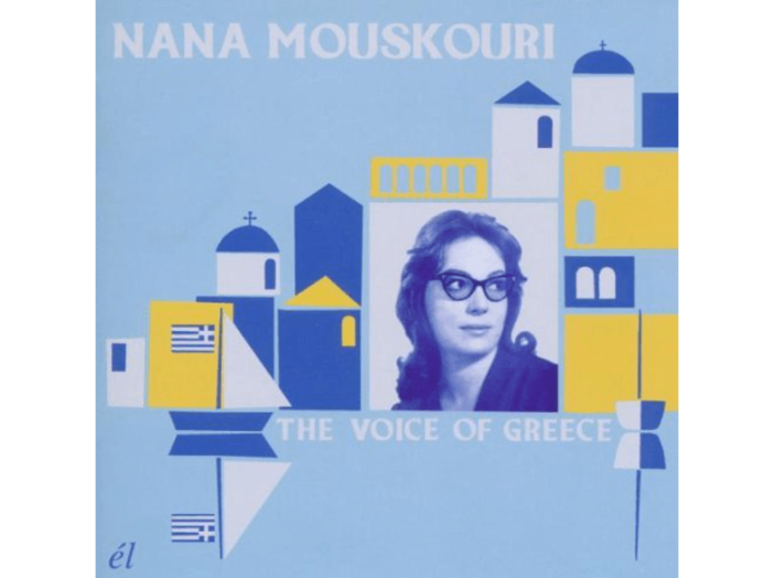 The Voice of Greece CD