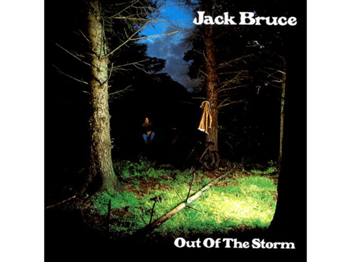 Out of The Storm CD