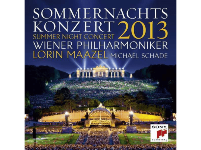 Summer Night Concert 2013 CD