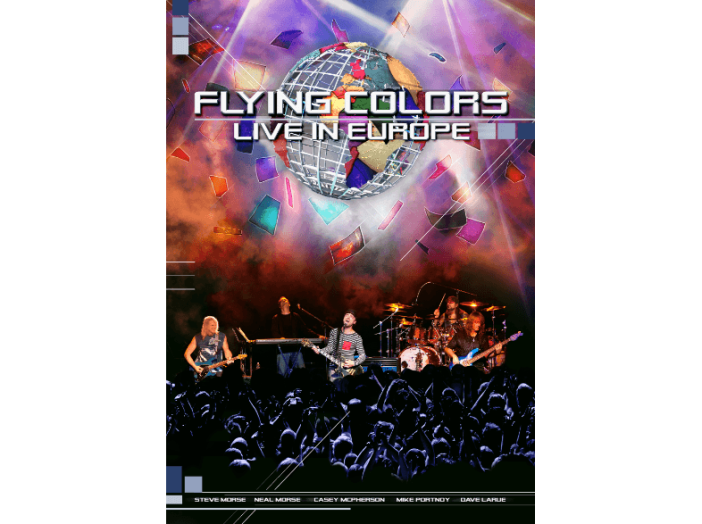 Live In Europe DVD