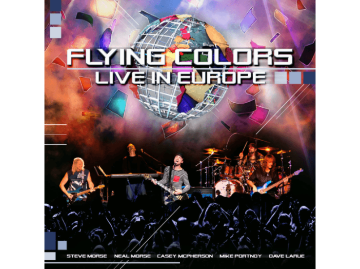 Live In Europe CD
