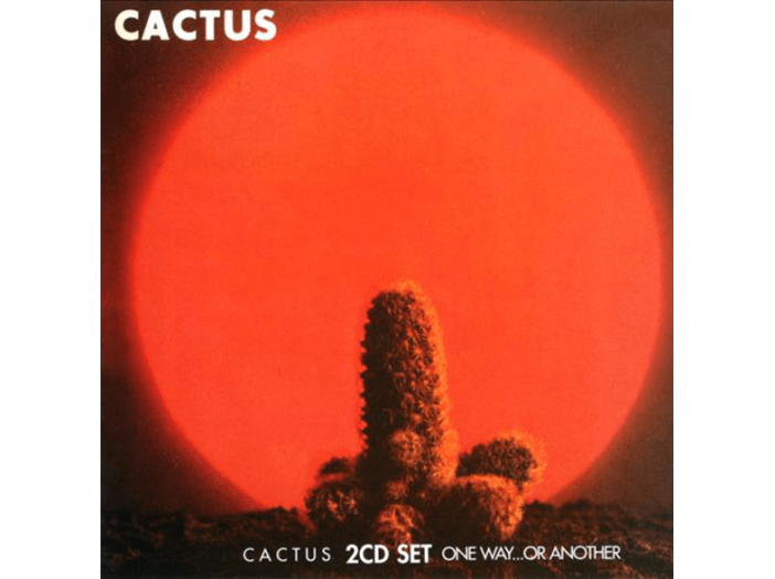 Cactus / One Way... or Another CD