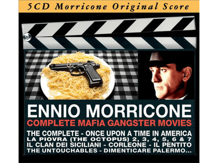 Complete Mafia Gangster Movies CD