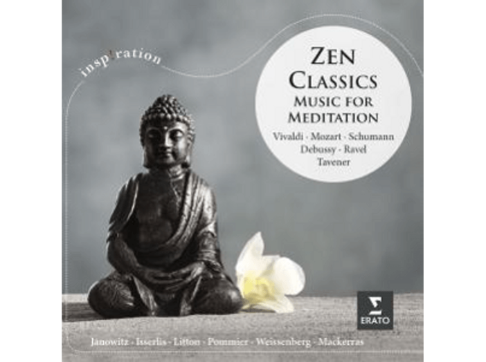Zen Classics - Music for Meditation CD