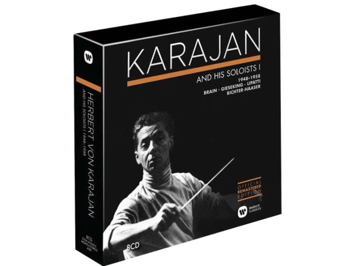Karajan and his Soloists CD