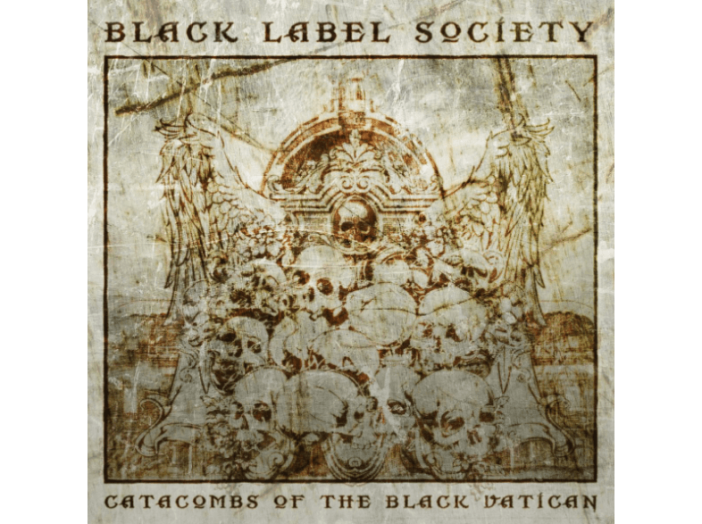 Catacombs of The Black Vatican CD