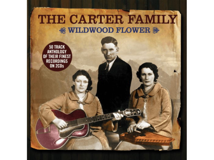 Wildwood Flower CD