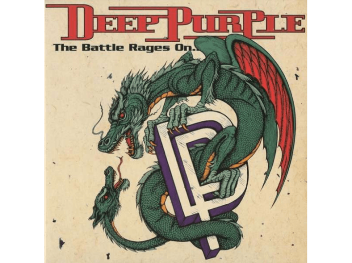 The Battle Rages On / Come Hell or High Water CD