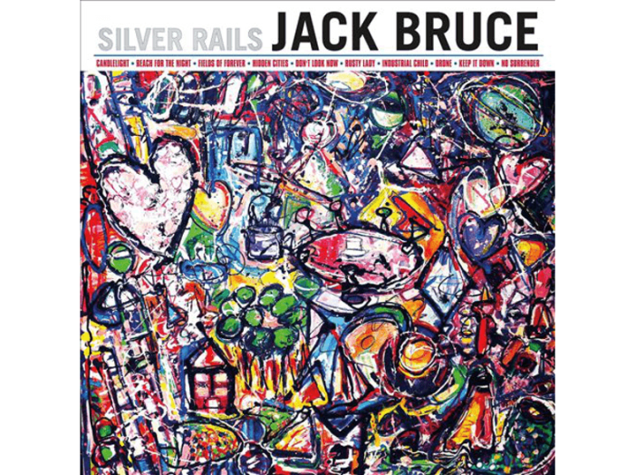 Silver Rails (Deluxe Limited Edition) CD+DVD