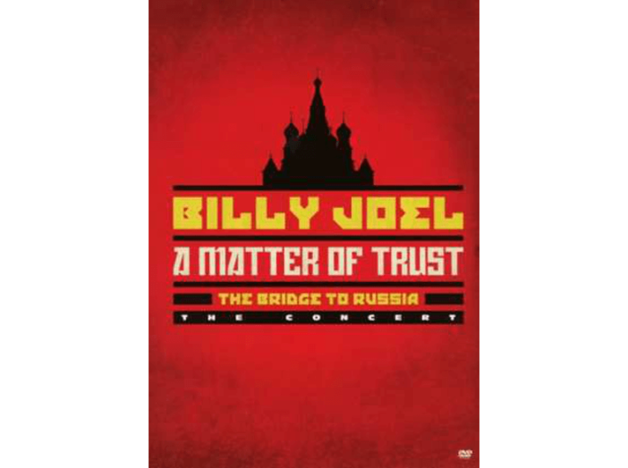 A Matter Of Trust - The Bridge To Russia - The Concert DVD
